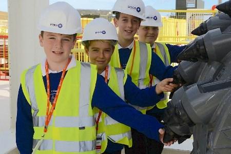Development in £3.5 billion polyhalite mine at Whitby