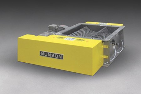Munson Machinery releases new abrasion-resistant lump breaker unit