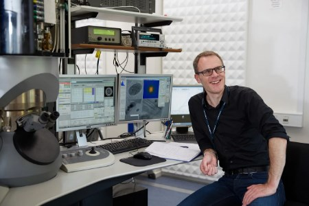 Haldor Topsoe scientist, Stig Helveg, receives award