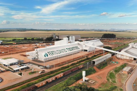 EuroChem opens third new fertilizer plant in Brazil | World Fertilizer