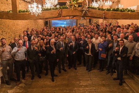 Celebration held to mark Stamicarbon being part of Maire Tecnimont Group for 10 years