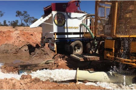 Salt Lake Potash reports positive results from pumping of paleochannel brine extraction bore