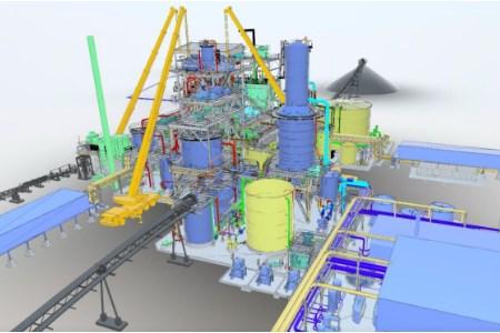 Salt Lake Potash awards process plant contracts