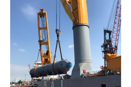 Stamicarbon low-energy reactor ready to transport to China