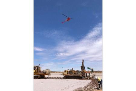 Trigg Mining drilling confirms high-grade brine system at Lake Throssell
